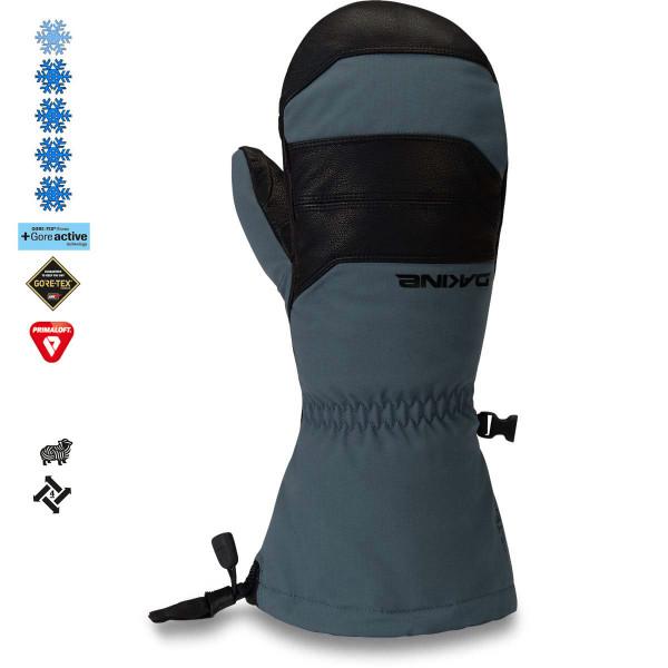 Dakine Excursion Gore-Tex Mitt Herren Ski- / Snowboard Handschuhe Black / Dark Slate