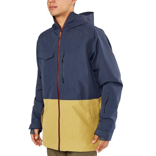 Dakine Smyth Pure 2L Jacket Herren Ski- / Snowboard Jacke India Ink / Fennel