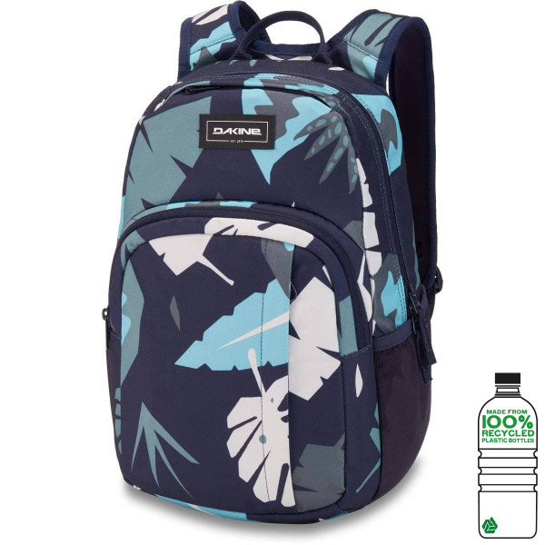Dakine Campus S 18L Rucksack mit iPad Fach Abstract Palm