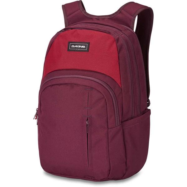 Dakine Campus Premium 28L Rucksack mit Laptopfach Garnet Shadow