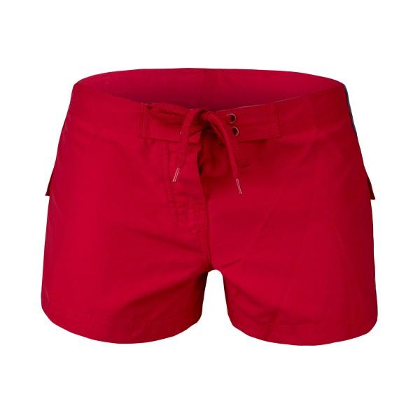 Dakine Womens Salty Short Red