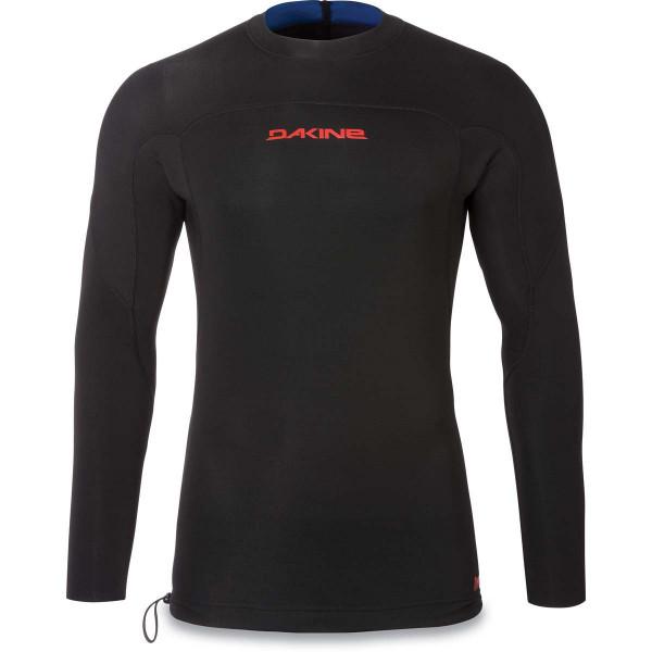 Dakine 1MM Neo Jacket Flatlock L/S Herren Neopren Shirt Black