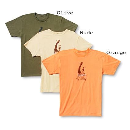 Dakine King T-Shirt Nude Größe S