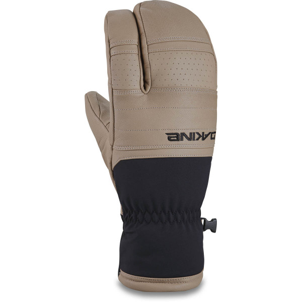 Dakine Baron Gore-Tex Trigger Mitt Herren Ski- / Snowboard Handschuhe Black / Stone