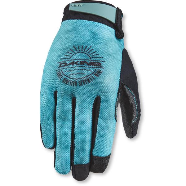 Dakine Womens Aura Glove Damen Bike Handschuhe Lagoon Haze