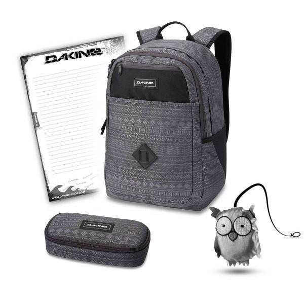 Dakine Essentials Pack 26L + School Case + Emma + Block Schulset Hoxton