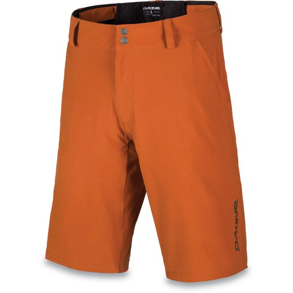 Dakine Pace Short Herren Bike Short Red Earth