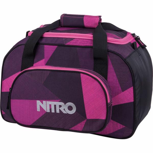 Nitro Duffle Bag Xs 35L Sporttasche Fragments Purple