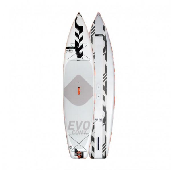 RRD Air Evo Tourer Convertible 12' X 34'' X 6'' SUP to Windsurf Board