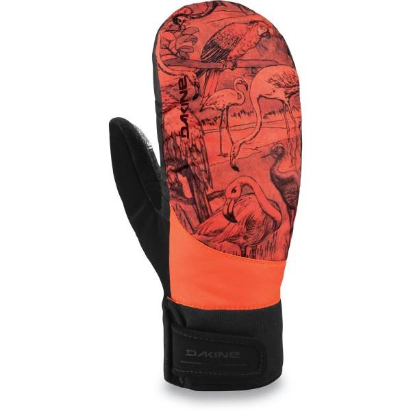 Dakine Electra Mitt Damen Ski- / Snowboard Handschuhe Fäustlinge Flamingo