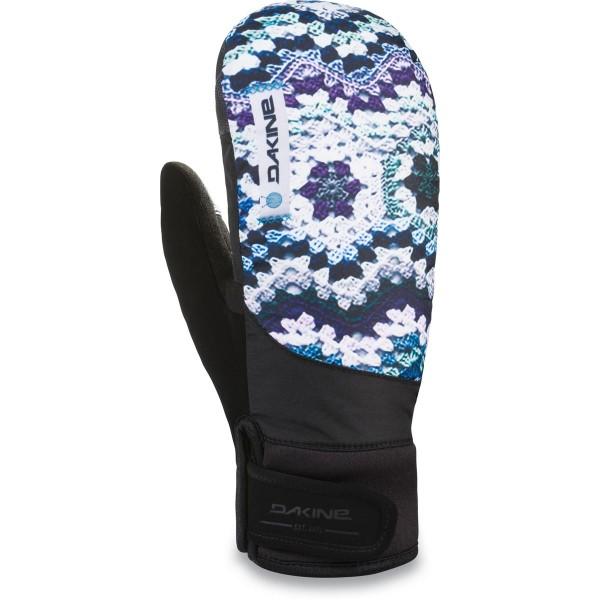 Dakine Electra Mitt Damen Ski- / Snowboard Handschuhe Fäustlinge Crochet