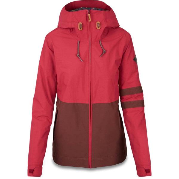 Dakine Juniper Jacket Damen Ski- / Snowboard Jacke Deep Garnet / Rust Brown