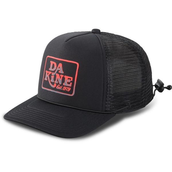 Dakine Lock Down Trucker Surf Cap Black