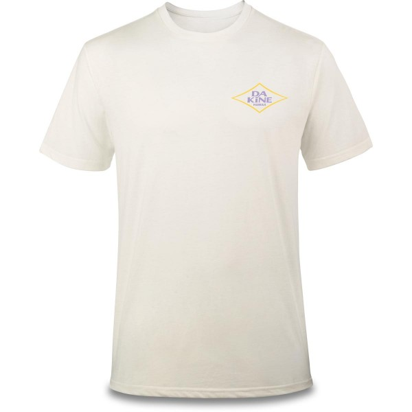 Dakine Dakineapple II T Shirt Herren Off White