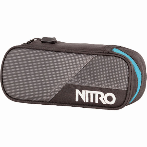 Nitro Pencil Case Federmäppchen Blur Blue Trims