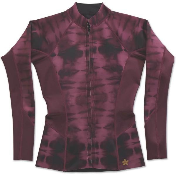 Dakine Ani Neo Jacket Lycra Purple Tie Dye