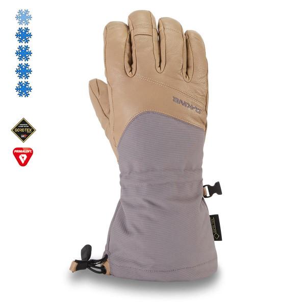 Dakine Womens Gore Continental Glove Damen Ski- / Snowboard Handschuhe Stone / Shark