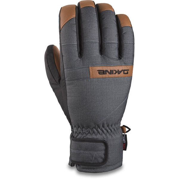 Dakine Nova Short Glove Ski- / Snowboard Handschuhe Carbon