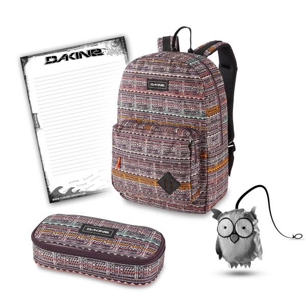 Dakine 365 Pack 30L + School Case XL + Emma + Block Schulset Multi Quest