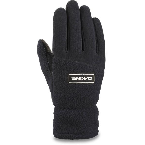 Dakine Transit Fleece Glove Ski- / Snowboard Handschuhe Black