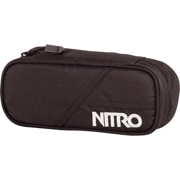 Nitro Pencil Case Federmäppchen Black