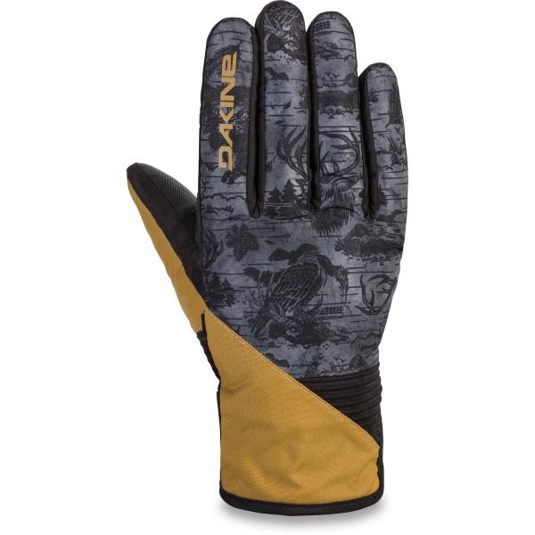 Dakine Crossfire Glove Herren Ski- / Snowboard Handschuhe Watts