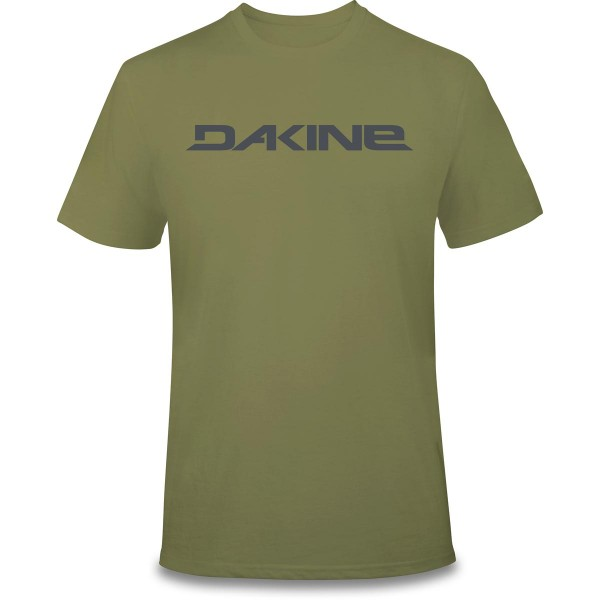 Dakine Da Rail T Shirt Herren Olive Drab