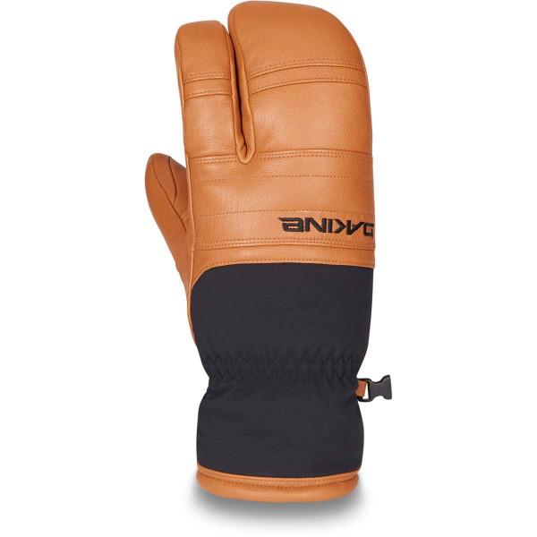 Dakine Baron Gore-Tex Trigger Mitt Herren Ski- / Snowboard Handschuhe Ginger