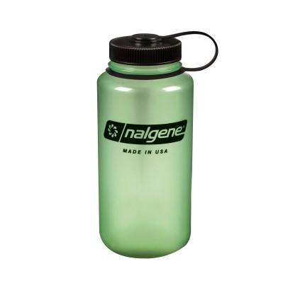 Nalgene Trinkflasche 'WH Glow' 1 L grün