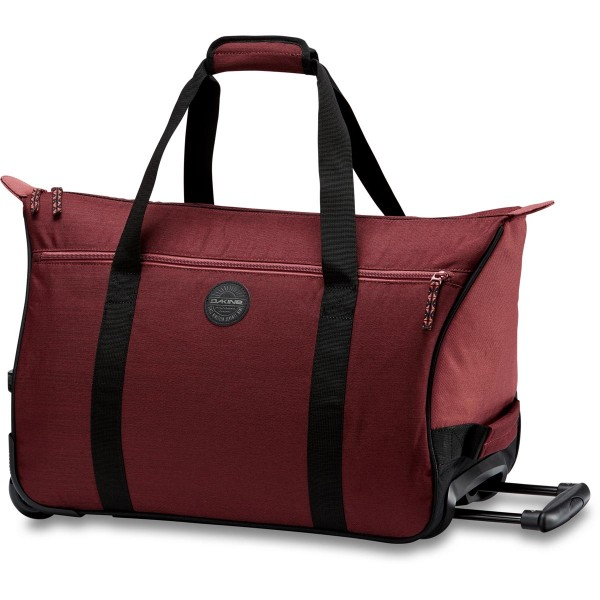 Dakine Womens Valise Roller 35L Reisetrolley / Koffer mit Laptopfach Burnt Rose