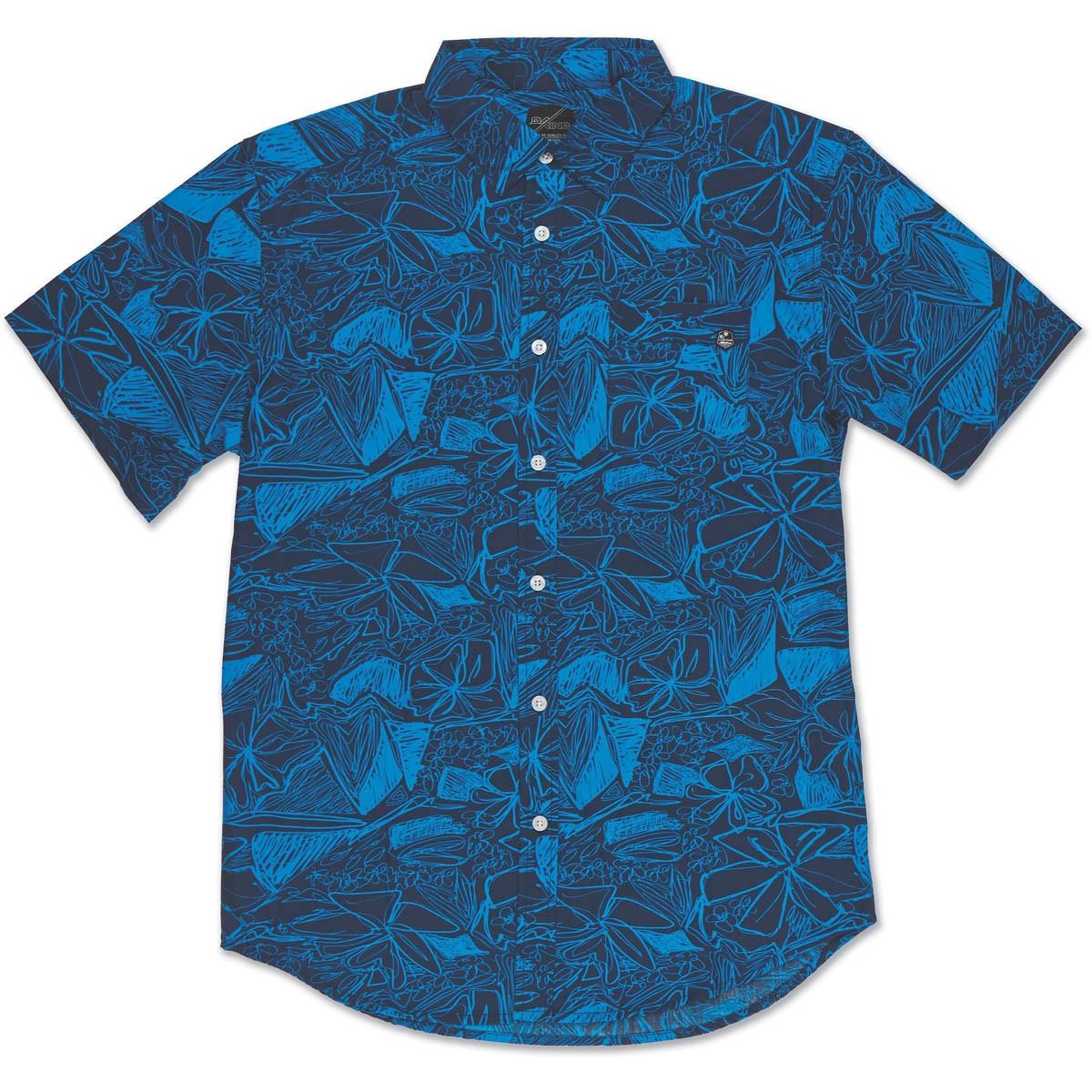 Dakine Kai kurzärmliges Hawaii Hemd Ocean