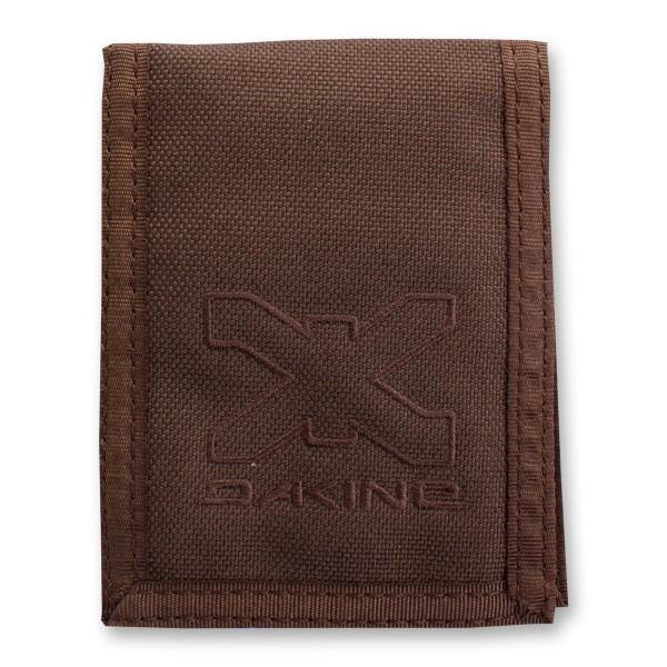 Dakine King Pin Wallet Brown