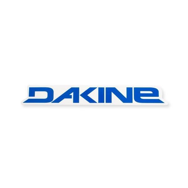 Dakine Rail Logo 8'' Sticker Aufkleber Blue (20 x 3 cm)