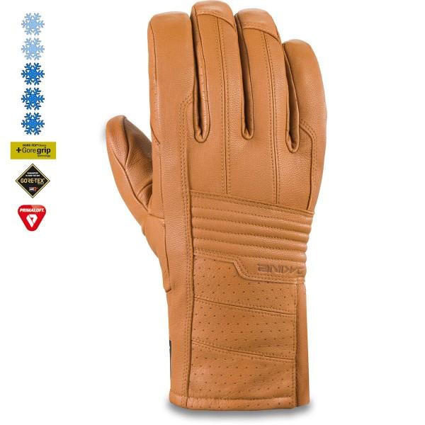 Dakine Phantom Glove Herren Ski- / Snowboard Handschuhe Cognac