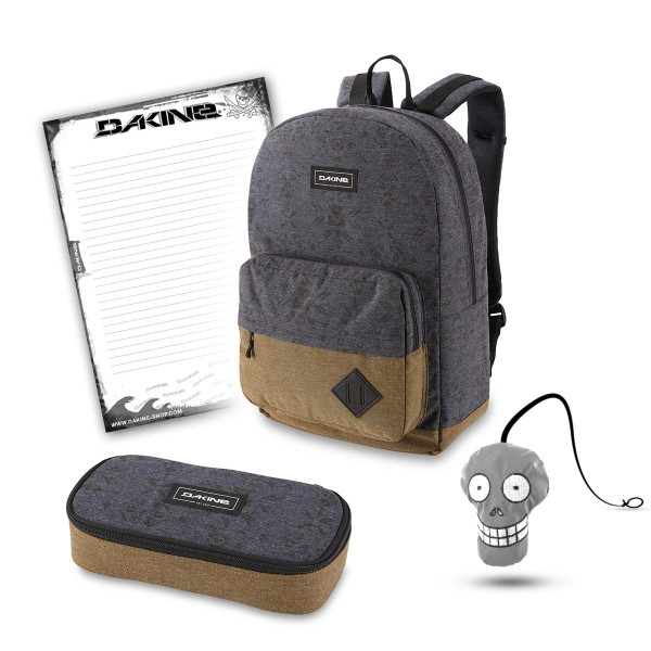 Dakine 365 Pack 30L + School Case XL + Harry + Block Schulset Night Sky Geo