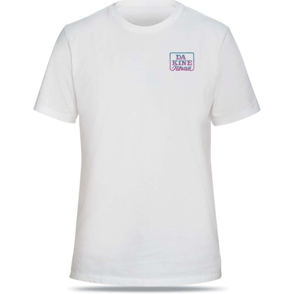 Dakine Classic Brush T-Shirt Herren T-Shirt White / Blue