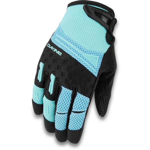 Dakine Womens Cross-X Glove Damen Bike Handschuhe Nile Blue