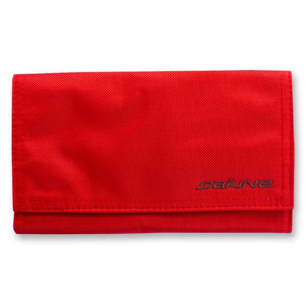 Dakine New Flo Wallet Red