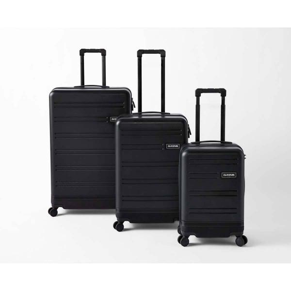 Dakine Concourse Hardside 3-teiliges Reisetrolley / Koffer Set Black