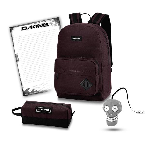 Dakine 365 Pack 30L + Accessory Case + Harry + Block Schulset Taapuna