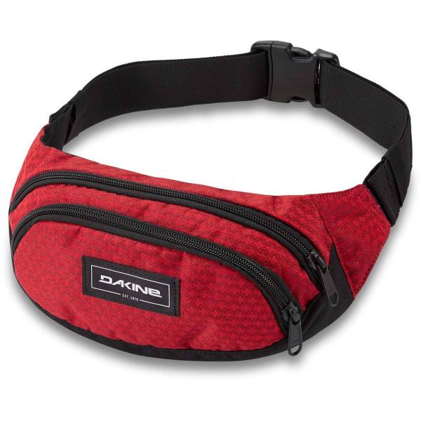 Dakine Hip Pack Hüfttasche Bauchtasche Crimson Red