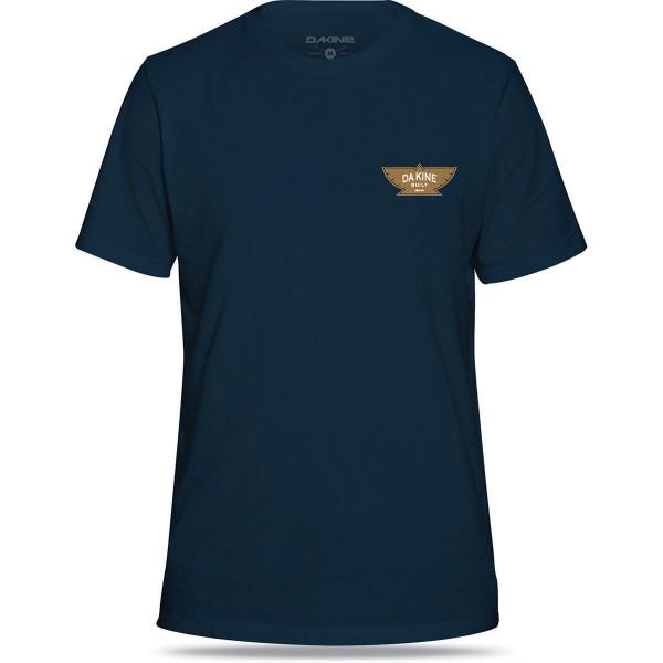 Dakine Built Herren T-Shirt Navy - Größe L