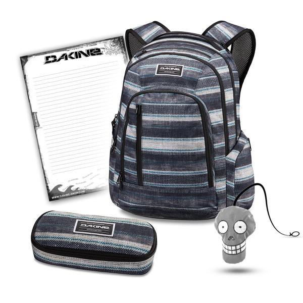 Dakine 101 29L + School Case + Harry + Block Schulset Baja