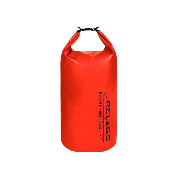 BasicNature Wasserdichter Packsack '500D' 35 L rot