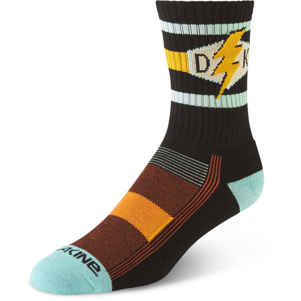 Dakine Step Up Sock Herren Bike Socken Nile Blue
