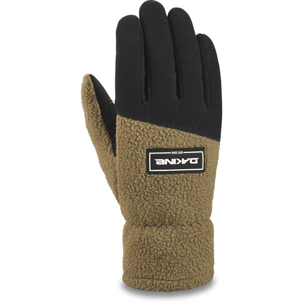 Dakine Transit Fleece Glove Ski- / Snowboard Handschuhe Dark Olive