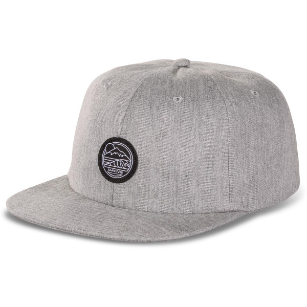 Dakine Well Rounded Ballcap Heather Grey