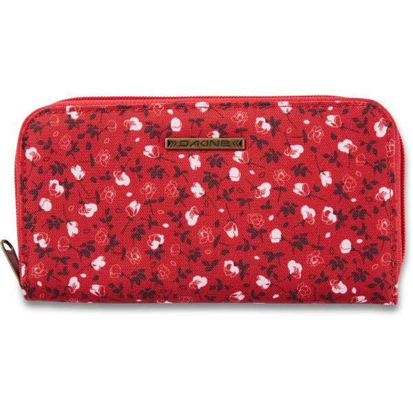 Dakine Lumen Geldbeutel mit iPhone Fach Crimson Rose