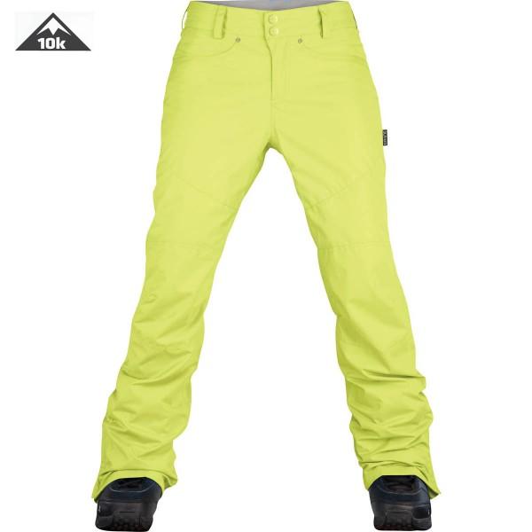 Dakine Womens Britt Pant Ski- / Snowboard Hose Sunny Lime