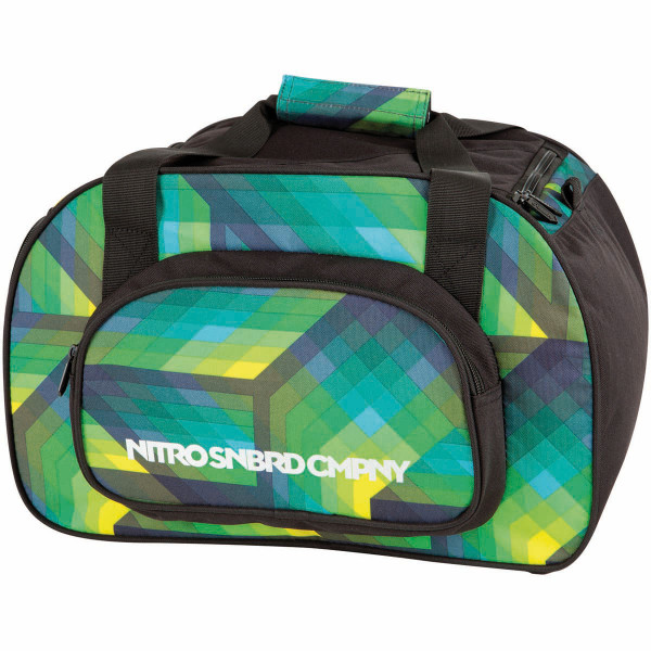 Nitro Duffle Bag Xs 35L Sporttasche Geo Green